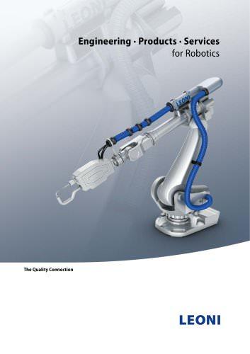 Robotics Engineering, Products & Services