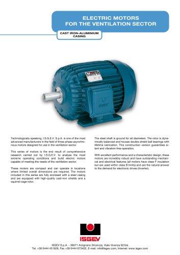 Fan control motors