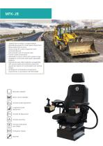 Construction machinery control systems - 6