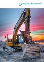 Construction machinery control systems - 7
