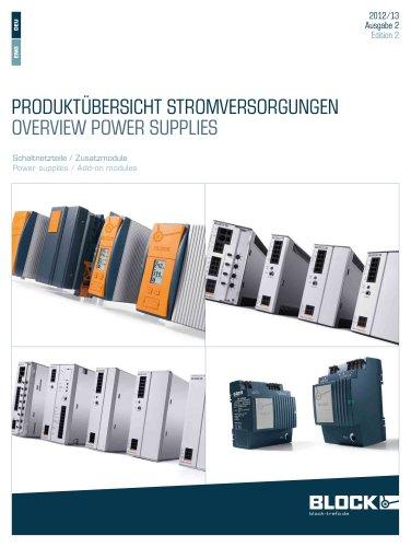 BLOCK power supply