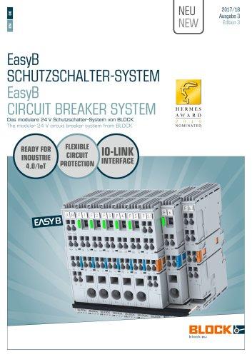 EASYB - THE MODULAR 24V CIRCUIT BREAKER SYSTEM