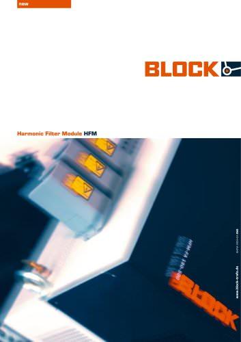 HFM Harmonic Filter Modules