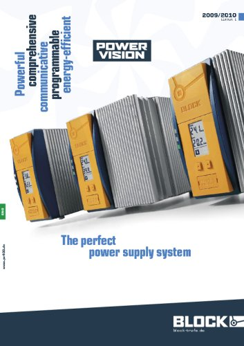 PowerVision brochure