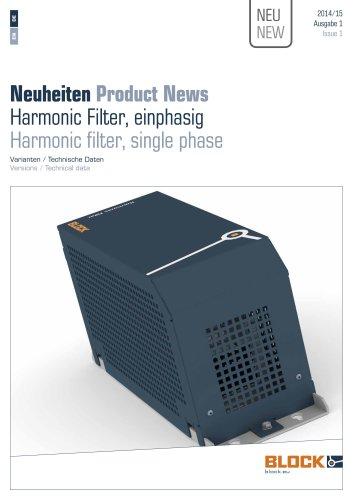 Product News Harmonic Filter