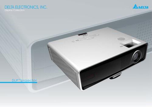 Digital Projectors DP-16 platform