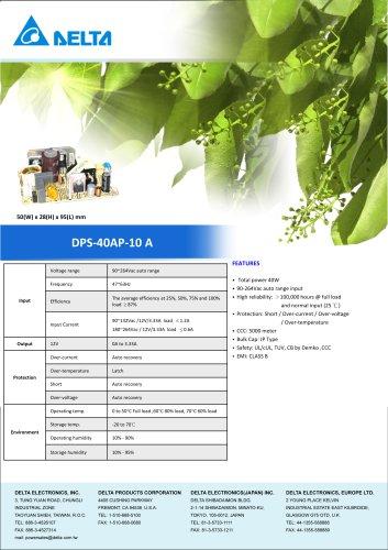 DPS - 40AP - 10 A