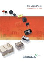 FILM& MICA Capacitors Catalog
