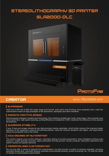 ProtoFab SLA2000