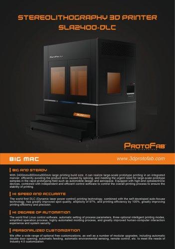 ProtoFab SLA2400