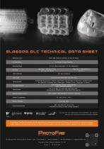 ProtoFab SLA600A DLC - 2