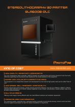 ProtoFab SLA600B - 1