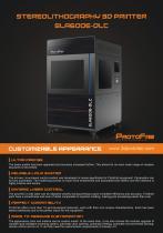 ProtoFab SLA600E - 1