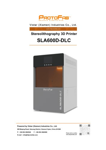 SLA600D-DLC