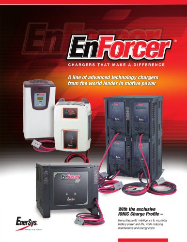 EnForcer HF Full Line Brochure