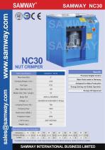 SAMWAY NC30  Hydraulic Hose Crimping Machine - 1