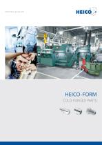 HEICO-FORM Cold Forged Parts