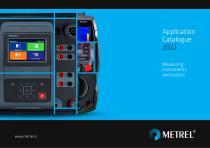 Metrel application catalogue