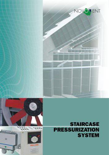 Staircase Pressurization System