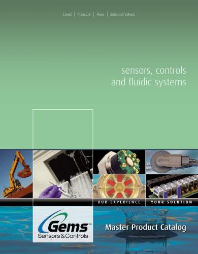 GemsSensors MasterCatalog