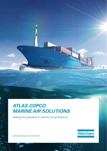 ATLAS COPCO MARINE AIR SOLUTIONS