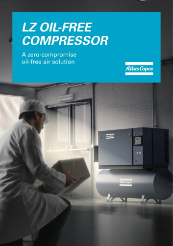 LZ OIL-FREE COMPRESSOR