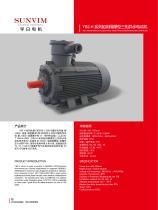 Three-phase motor YB2-H series