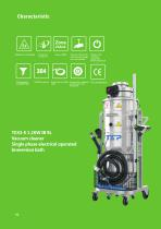 TEX3-E 1.2KW IB 9L