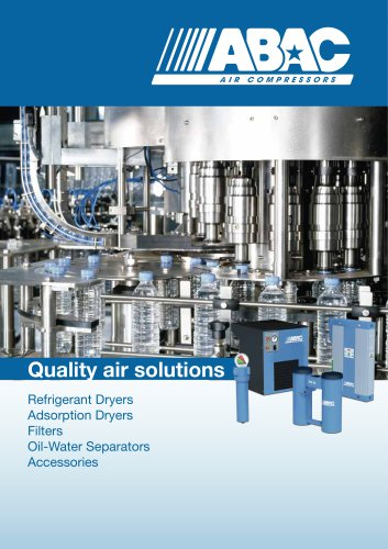 Quality air solutions