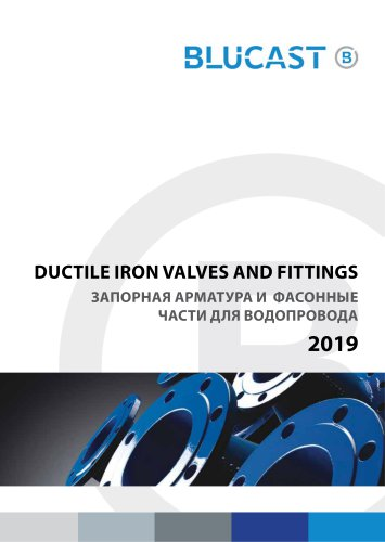 DUCTILE IRON VALVES AND FITTINGS