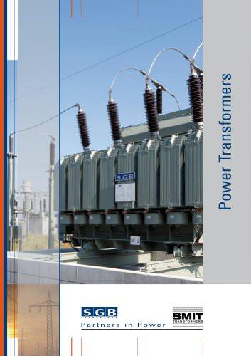 Power Transformers - Smit Transformatoren - PDF Catalogs