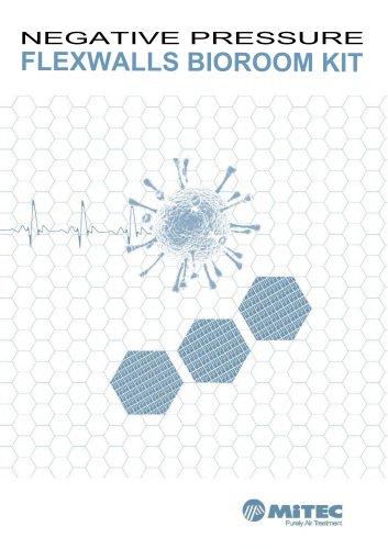 Flexwalls Bioroom Kit