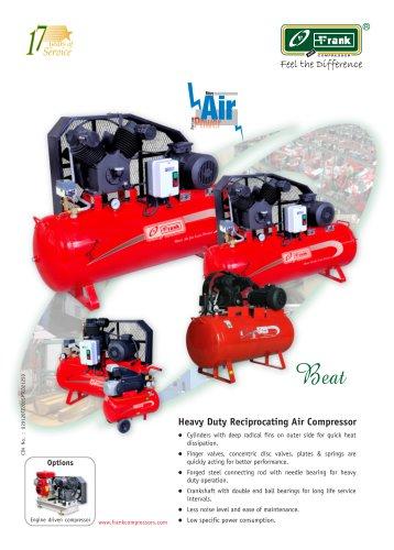 Beat Reciprocating Air Compressor