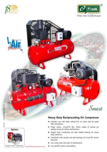 Smart Reciproting Air Compressor