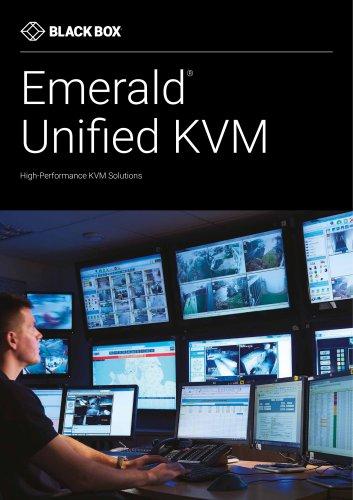 Emerald® Unified KVM