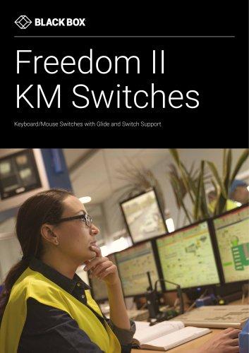 Freedom II KM Switches