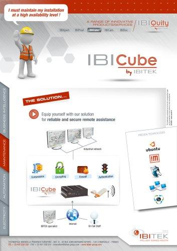 IBIcube Product Sheet