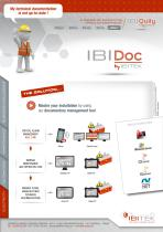 IBIDoc Product Sheet