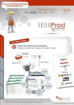 IBIProd product sheet