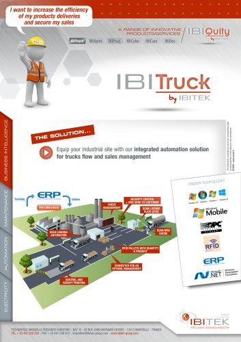 IBITruck Product Sheet