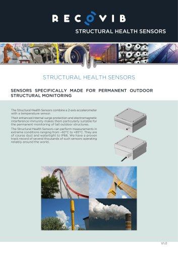 Structural Health Sensors