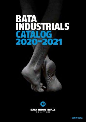 BATA INDUSTRIALS CATALOG 2020-2021