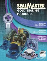 Gold bearing products