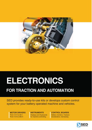 Motor Drive Solutions