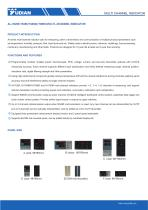 Yudian Multi Channel Indicator AI-702M/AI-704M/AI-706M