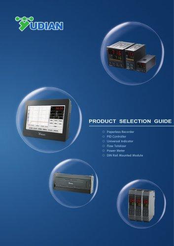 Yudian Product Catalog