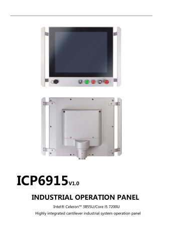 ICP6915 Datasheet