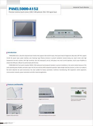 PANEL5000-A152 Datasheet