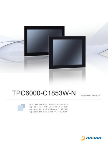TPC6000-C1853W-N Datasheet