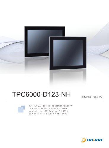 TPC6000-D123-NH Datasheet